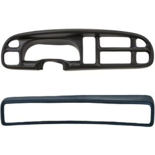 2003 Dodge Ram 2500 Dash Trim   Palco, Molded, Black, Cap