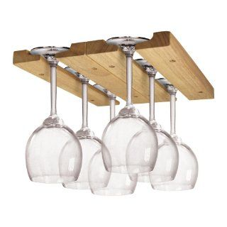 Fox Run Wine Glass Holder Cabinet Stemware Racks Kitchen & Dining