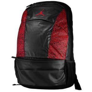 Jordan Super.Fly Backpack   Basketball   Accessories   Black/Gym Red
