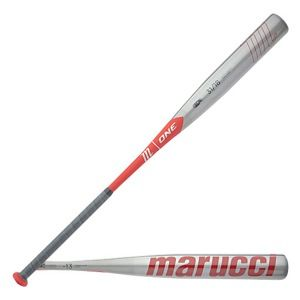 Marucci One Baseball Bat   Youth   Baseball   Sport Equipment   Red
