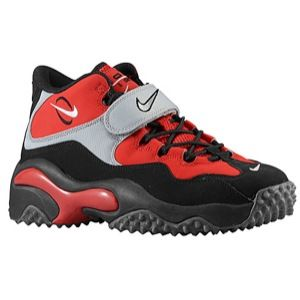 Nike Air Zoom Turf   Mens   Training   Shoes   Fire Red/Metallic Silver/White