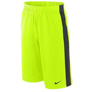 Nike Fly Shorts   Boys Grade School   Training   Clothing   Volt/Anthracite