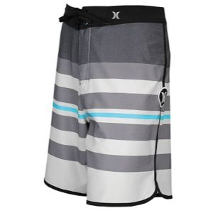 Hurley Block Party Warp Boardshorts   Mens   Casual   Clothing   Light Blue