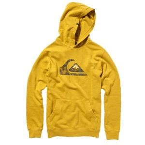Quiksilver Rooney Pullover Hoodie   Mens   Casual   Clothing   Charcoal