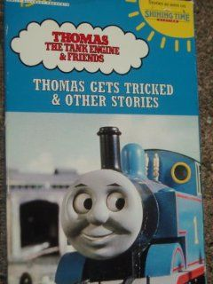 Thomas & Friends Thomas Gets Tricked & Other Stories [VHS] Thomas The Tank Engine & Frien Movies & TV