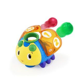 Bright Starts Having A Ball Toys, Count and Roll Buggie  Baby Touch And Feel Toys  Baby