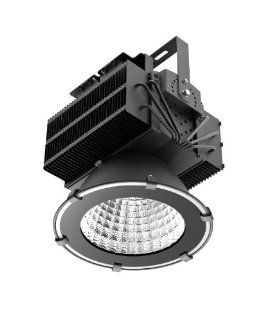 LED 400W High Bay Black Hawk Light Fixture, HID Equivalent 800 1000W, 85 305 V, UL/cUL Driver   Ceiling Fans
