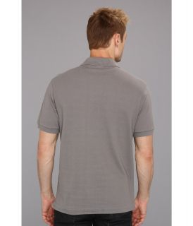 Lacoste Classic Pique Polo Shirt Steamboat Grey