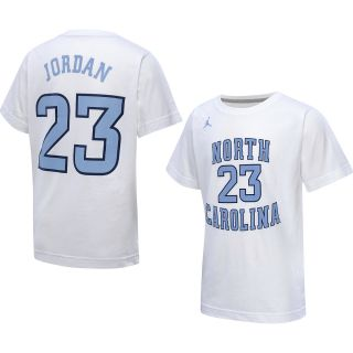 NIKE Youth North Carolina Tar Heels Michael Jordan #23 Future Star Jersey