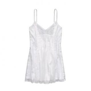 Hollister Womens White Lace Short Mini Dress Size Xs