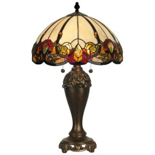 Dale Tiffany Northlake Table Lamp   Table Lamps