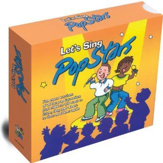 Let's Sing   Pop Stars 3cd Box Set Music