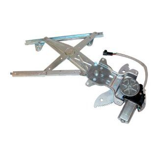 1997 2001 Toyota Camry Sedan 4 Door Rear Power Window Regulator with Motor Right Passenger Side (1997 97 1998 98 1999 99 2000 00 2001 01) Automotive