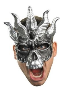 Scary Masks Skull Masquerade Mask Halloween Costume   Most Adults Clothing