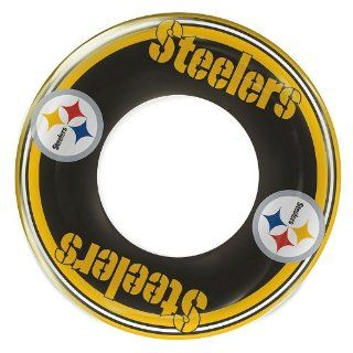"Pittsburgh Steelers NFL Official 36"" Swim Ring Patio, Lawn & Garden"