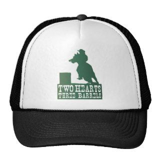barrel racing cowgirl redneck horse trucker hats
