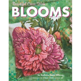 Beautiful Cross Stitch Blooms (Leisure Arts #4249) Kooler Design Studio 9781574866926 Books