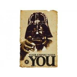 GB Eye   Poster Star Wars   Empire Needs You 61x92cm   5028486132898 Music