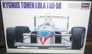 #23014 Hasegawa Hobby Kits Kygnus Tonen Lola T90 50 1/24 Plastic Model Kit,Needs Assembly Toys & Games