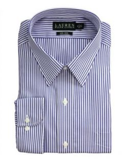 Lauren Ralph Lauren Non Iron Bengal Stripe Dress Shirt at  Men�s Clothing store