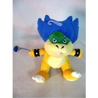 "Sanei Super Mario Plush Series Ludwig Von Koopa Plush Doll, 7"" Toys & Games"