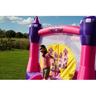 Blast Zone Princess Dreamland Inflatable Bounce Castle by Blast Zone Toys & Games