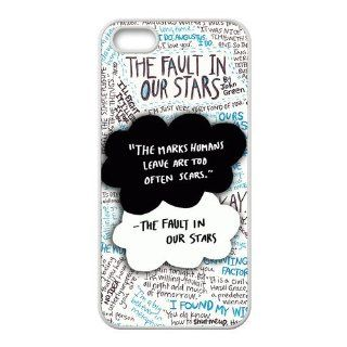 The Fault in Our Stars Okay iPhone 5 5S Unique Design Unique Gift Cover Case Cell Phones & Accessories
