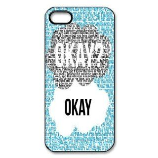 John Green Okay The Fault in Our Stars Phone Case Protect iPhone 5 5S FSIP53607 Cell Phones & Accessories