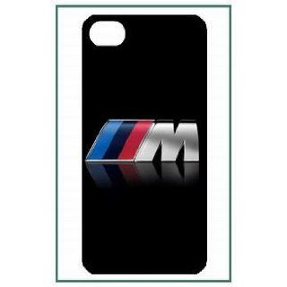 BMW M Series Logo Logo BMW iPhone5 iPhone 5 Black Designer Hard Case Cover Protector Bumper Cell Phones & Accessories
