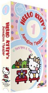 Hello Kitty's Animation Theater 1 Once Upon a [VHS] Hello Kitty Movies & TV