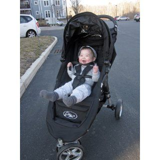 Baby Jogger 2012 City Mini Single Stroller, Sand/Stone  Jogging Strollers  Baby