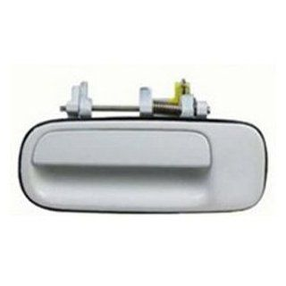 Motorking 6924032041C1 92 96 Toyota Camry White 040 Replacement Rear Driver Side Outside Door Handle 92 93 94 95 96 Automotive