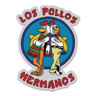 Los Pollos Hermanos Breaking Bad Car Sticker Decal 5""