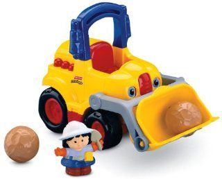 Fisher Price Little People Lifty The Loader Toys & Games