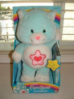 Care Bear Cousins~ Proud Heart Cat with DVD Toys & Games
