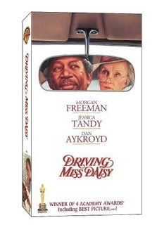 Driving Miss Daisy (In Spanish) [VHS] Morgan Freeman, Jessica Tandy, Dan Aykroyd, Patti LuPone, Esther Rolle, Joann Havrilla, William Hall Jr., Alvin M. Sugarman, Clarice F. Geigerman, Muriel Moore, Sylvia Kaler, Carolyn Gold, Crystal R. Fox, Bob Hannah,