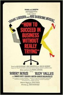 How to Succeed in Business Without Really Trying Robert Morse, Michele Lee, Rudy Vallee, Anthony 'Scooter' Teague  Instant Video