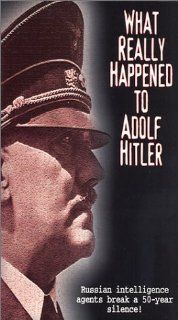 What Really Happened to Adolf Hitler [VHS] Various Movies & TV