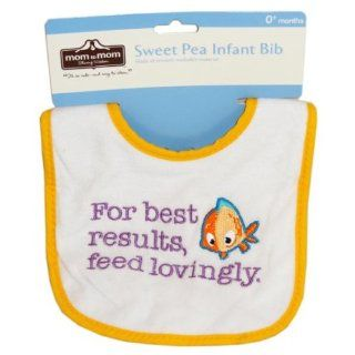 For Best Results, Feed Lovingly Baby Bib  Baby Bibs  Baby