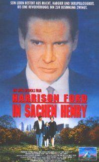 Regarding Henry [VHS] Harrison Ford, Annette Bening, Michael Haley, Stanley Swerdlow, Julie Follansbee, Rebecca Miller, Bruce Altman, Elizabeth Wilson, Donald Moffat, Mikki Allen, Aida Linares, John MacKay, Giuseppe Rotunno, Mike Nichols, J.J. Abrams, Rob