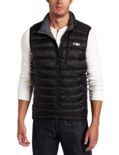 Outdoor Research Men's Transcendent Vest  Down Outerwear Vests  Clothing