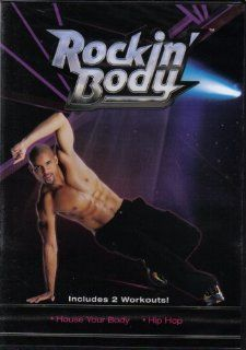 Shaun T's Rockin' Body Results Deluxe   2 Workouts Set [HOUSE & HIP HOP] with Weighted Wristbands   by Beachbody  Exercise And Fitness Video Recordings  Sports & Outdoors
