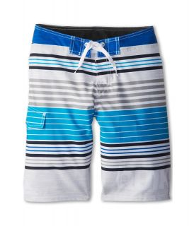Quiksilver Kids Cerrano Boardshort Boys Swimwear (White)
