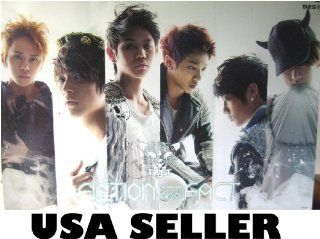 B2ST horiz collage POSTER 34 x 23.5 B$ST Beast Korean boy Band Kpop Fiction and Fact (sent FROM USA in PVC pipe)  Prints