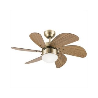 Westinghouse Lighting Turbo Swirl 6 Blade Ceiling Fan