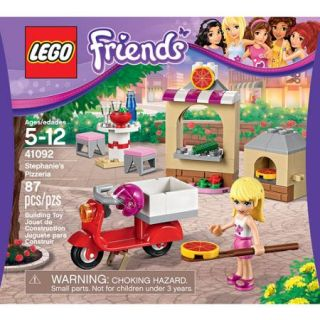 LEGO Friends Stephanie's Pizzeria