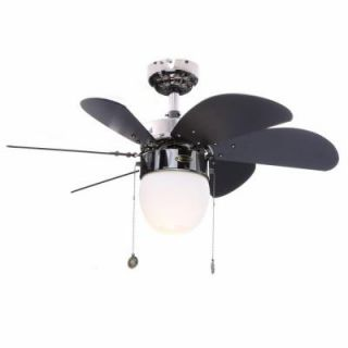 Westinghouse Turbo Swirl CFL 30 in. Gun Metal Ceiling Fan 7226100