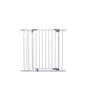Dreambaby 36.5 in. H Liberty Extra Tall Auto Close Security Gate with 3.5 in. Extension L768