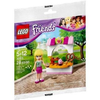 Friends Stephanie's Bakery Stand Mini Set LEGO 30113 [Bagged]