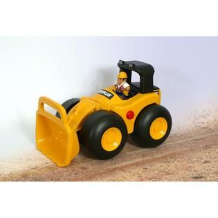 Caterpillar Toys 11 in Caterpillar Big Builder Wheel Loader With